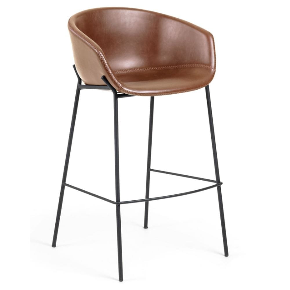 Барный стул Zadine (Задин) экокожа - 123421 – 1