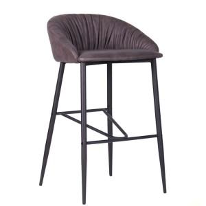 Барный стул Kurt anthracite - 123303