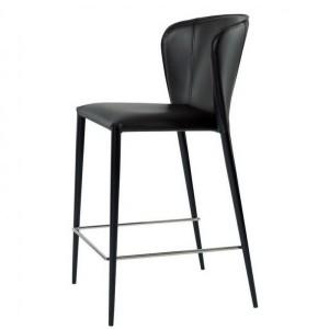 Полубарный стул Arthur (Артур) кожа - 123090