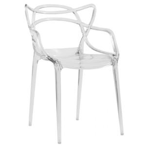 Кресло Masters (поликарбонат) - 113458