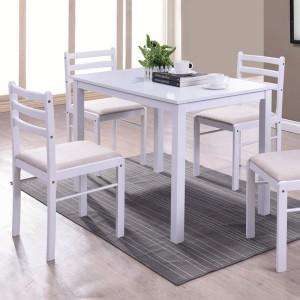Комплект Фиеста белый (1+4) - 250105