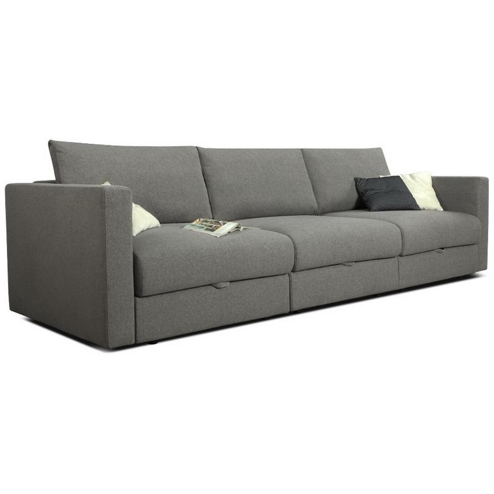 Прямой диван Лино тройной - 820073 – 1