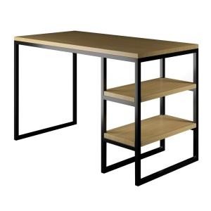 Письменный стол Freedom Simple с полками Ясень FM Style - 220118