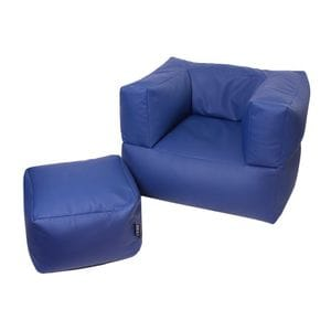 Кресло и пуф TWIX (тк Оксфорд) - 800834