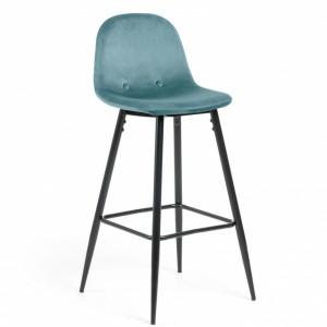 Барный стул Nilson (металлические ножки) - 123340