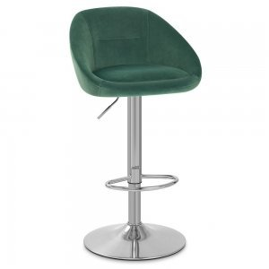Барный стул HY 302 велюр - 123999