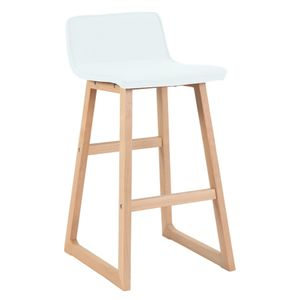 Барный стул Modena white (Модена уайт)  - 123080
