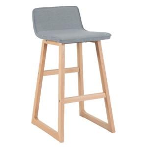 Полубарный стул Modena grey (Модена грей)
