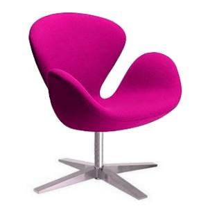 Кресло Swan (Свэн) ткань