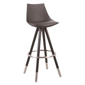 Барный стул Prato black (Прато блэк)