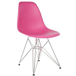 Стул Eames chrome (Эймс хром)