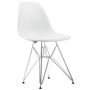 Стул Eames chrome (Эймс хром) - 113481