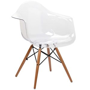 Кресло Eames PC wood (Эймс ПС вуд)