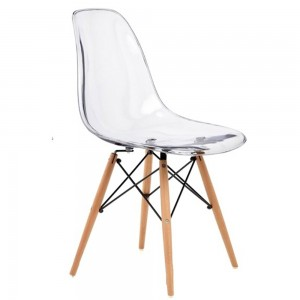 Стул Eames PC wood (Эймс ПС вуд)