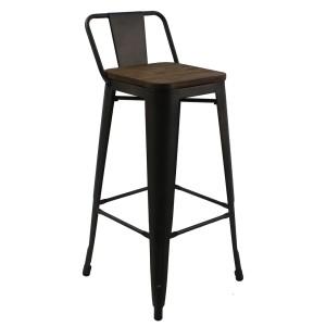 Барный стул Tolix (Толикс) MC-012К h-76 - 123412