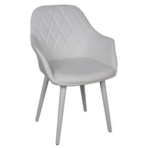 Кресло Zaragoza (Сарагоса) белое