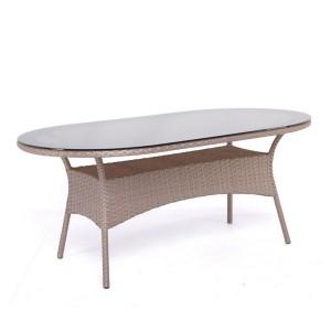 Стол Монтана (плетёная столешница) - 211341