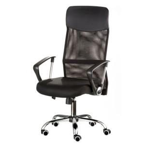 Кресло Supreme black (Суприм Блэк) - 133018