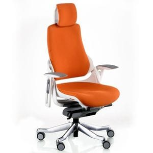 Кресло Wau Mandarin White (Вау Мандарин Уайт)