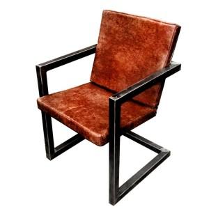 Кожанное кресло Hard - 113538