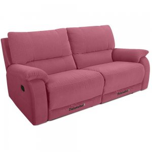 Прямой диван Франтини (с реклайнером) - 820178