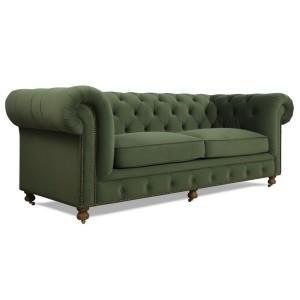 Прямой диван Оксфорд - 820171