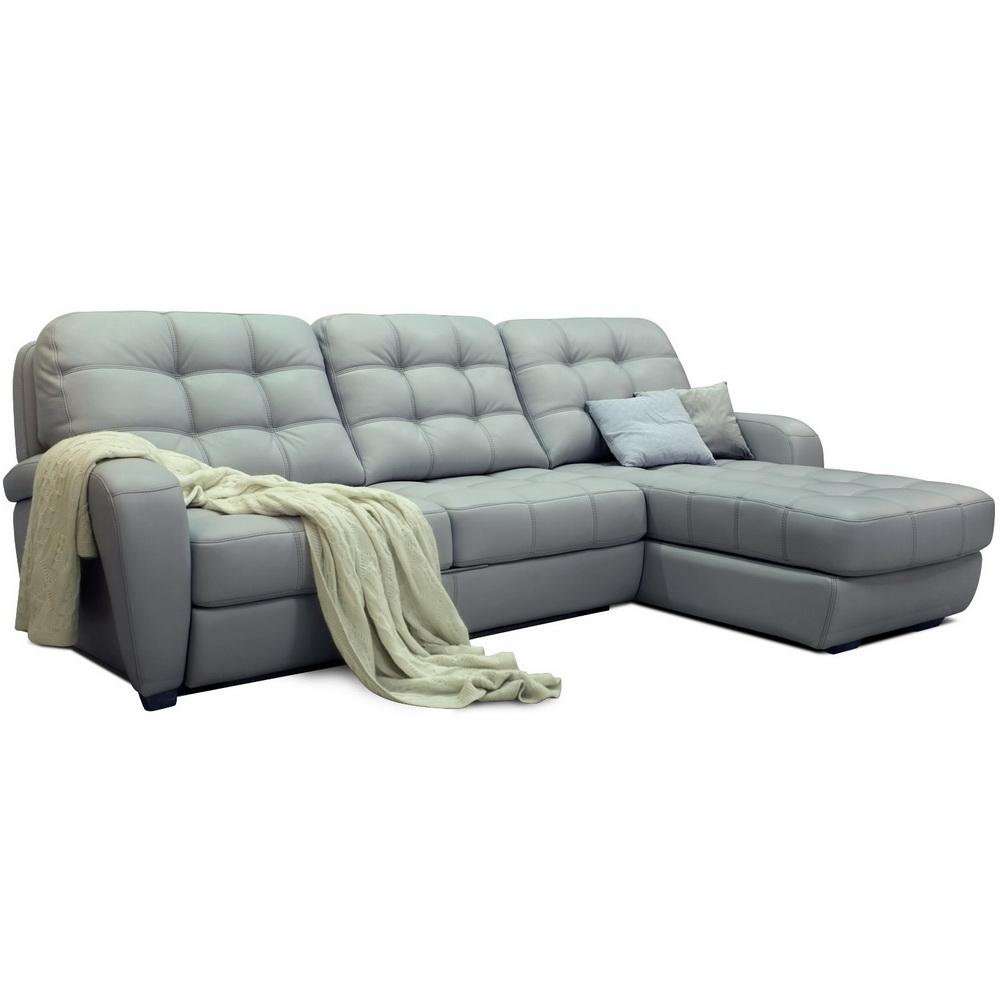 Угловой диван Бостон (кожа) - 820203 – 1